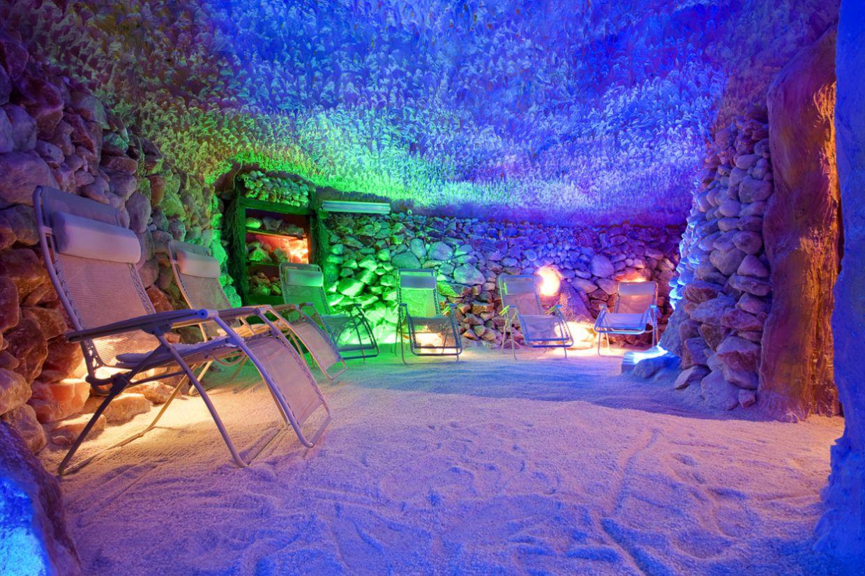 Соляные пещеры Праги